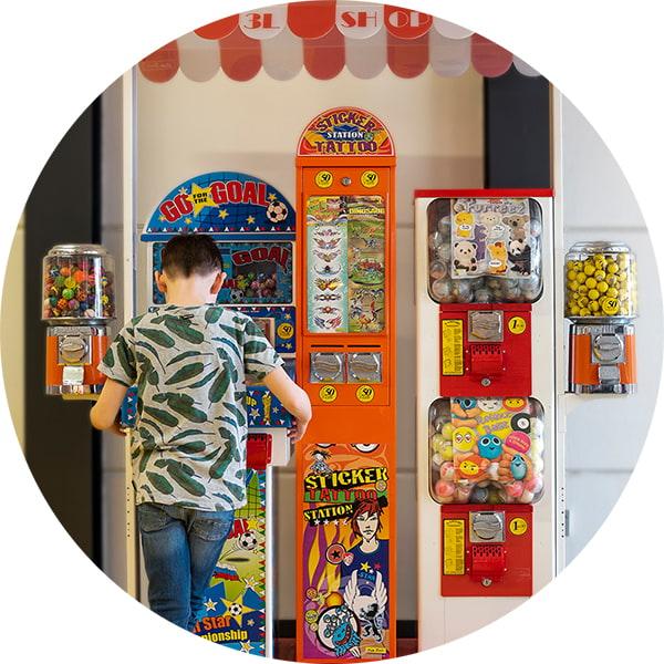 Amuse Kiddy Rides capsuleautomaten kraam (1)